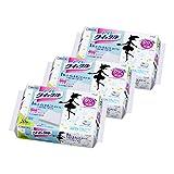 【まとめ買い】トイレクイックル トイレ用洗剤 詰替用 20枚×3個