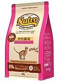 ニュートロ ナチュラルチョイス キャットフード 室内猫用 アダルト ターキー 500g