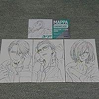 ユーリ! on ICE MAPPA show case MAPPA展 入場券 連動ポストカード 勇利 ヴィクトル ユリオ 3種セット