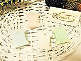 ShanTrip アンティーク 収納 刺繍糸 糸巻き台 糸巻き板 セット 手芸 ハンドメイド 洋裁 和裁 裁縫 クロスステッチ (40セット)