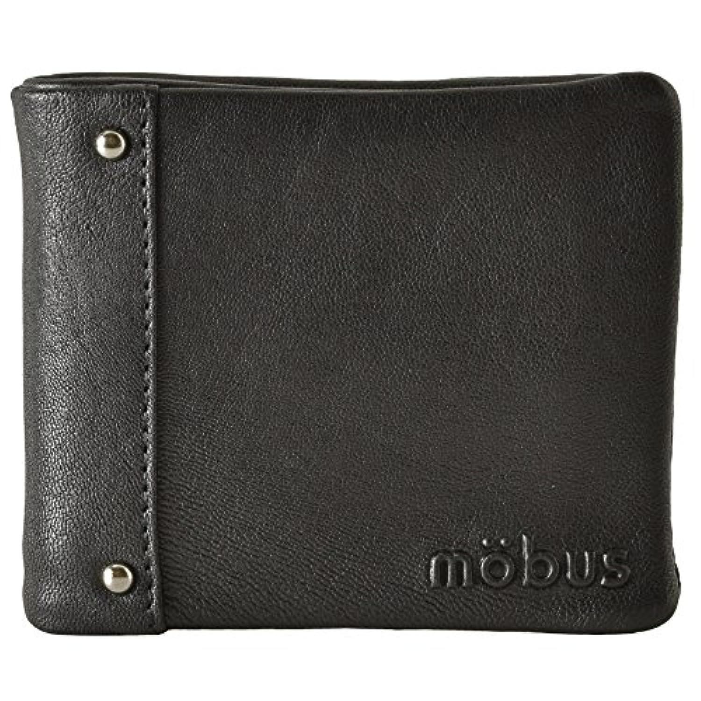 (モーブス) MOBUS 財布 メンズ 二つ折り ベラ付き 本革 MOS-248