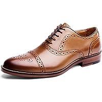 (フォクスセンス) Foxsense ビジネスシューズ 紳士靴 内羽根 ストレートチップ ウイングチップ 革靴 本革