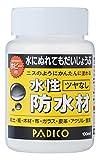 パジコ ニス 水性防水材 ツヤなし 100ml 透明 日本製 202944