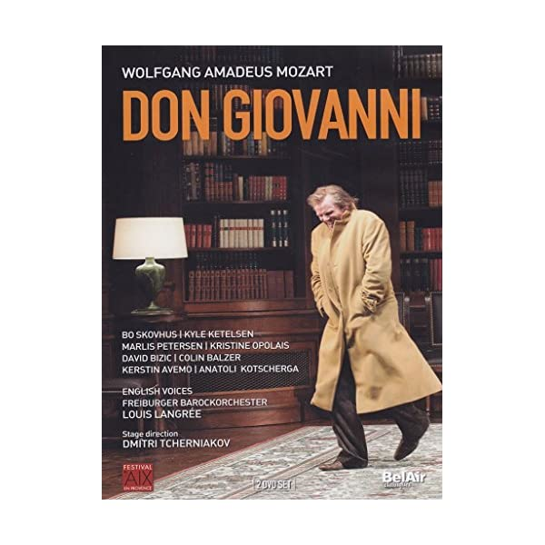 Don Giovanni [DVD] [Imp...の紹介画像1