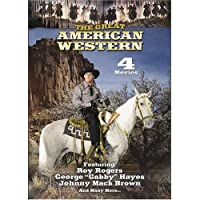 Great American Westerns 32 [DVD] [Import]