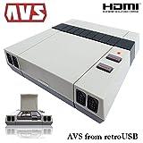 【ファミコン/NESソフトがHDMIで遊べます!】RetroUSB AVS 8Bit FC/NES Conasole HDMI Output [CXD1510] [並行輸入品]