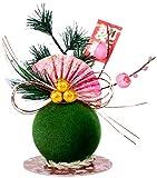 山下工芸 お正月飾り1 迎春 24×10×24cm 42029270