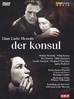 Gian Carlo Menotti: Der Konsul [DVD] [Import]