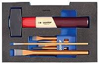 1/2 L-BOXX 136モジュール1100 CT1-350でGedoreノミレンジ、
