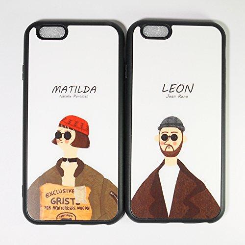 Little Merry Iphone6 Iphone6s 対応 映画leon イラスト レオン