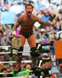 CM Punk - WWE WrestleMania XXVIII 8x10 Glossy Photo by WWE [並行輸入品]