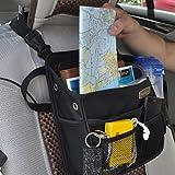 Greenery 自動車収納ボックス iPadの収納袋 カーアクセサリー カーポケット すっきり収納バッグ 多機能の車内収納ボックス 車載収納 車内小物 整理 整頓 自動車用品 大容量 高品質 大人気
