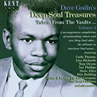 Dave Godin's Deep Soul Treasures Vol.2: Taken from the Vaults by Various Artists (1998-02-12)
