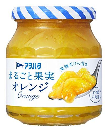 アヲハタ 砂糖不使用 250g まるごと果実 オレンジ