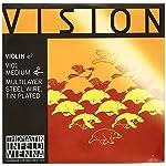 Vision ヴィジョン ヴァイオリン弦 E線 スズメッキ VI01 4/4