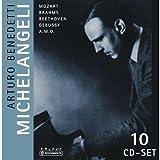 Arturo Benedetti Michelangeli Plays Various Composers