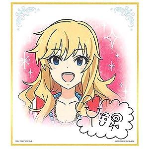 一番くじプレミアム アイドルマスター シンデレラガールズ PART4 F賞 サイン色紙 大槻唯 単品