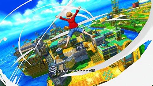 【PS4】ONE PIECE アンリミテッドワールド R デラックスエディション