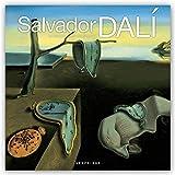 Salvatdor Dalí 2018 - 16-Monatskalender: Original Graphique de France-Kalender