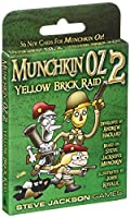 Munchkin Yellow Brick Raid Card Game [並行輸入品]