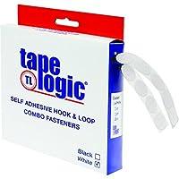 Tape Logic HLT181 Rubber Based Dot Roll Combo Pack 1/2 Diameter White [並行輸入品]