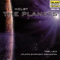 Holst: The Planets by Levi/ASO (1998-01-27)
