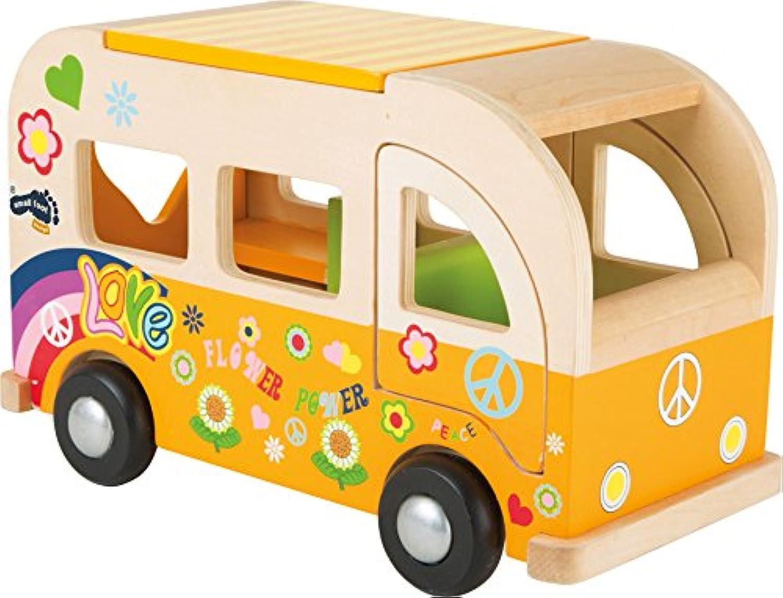 小さな足のデザイン 2744 ヒッピーバン 木製玩具