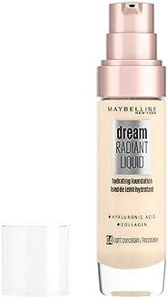 Maybelline Dream Satin Liquid Foundation with Hydrating Serum  - Light Porcelain 04