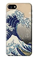 JP2389 葛飾北斎 神奈川沖浪裏 Katsushika Hokusai The Great Wave off Kanagawa IPHONE 7 ケース
