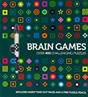 Brain Games: Over 400 Challenging Puzzles