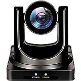 20X-NDI Broadcast and Conference Full HD PTZ Camera UV510 for Live Streaming (NDI | HX 4.0) (Silver Gray)