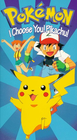 Pokémon: Vol. 1: I Choose You! Pikachu! [VHS] [Import]