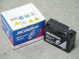 ACデルコオートバイMFバッテリー DTR4A-BS 個数限定特価  -14時迄にご注文確定で当日発送可-