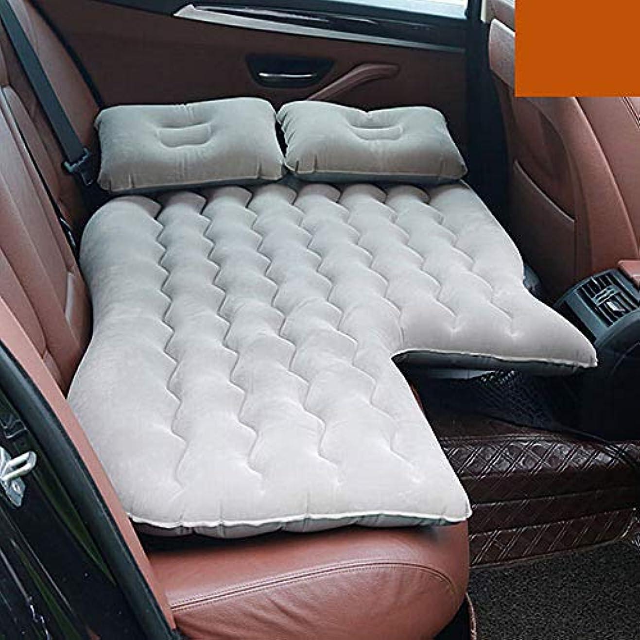 塩キー副詞LINGYAO 車の膨脹可能なベッドの多機能の環境に優しい快適な広いは子供の膨脹可能なクッションに着席させることができます