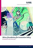 Micro-Foundations for Innovation Policy (WRR Verkenningen)