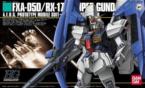 HGUC 1/144 FXA-05D+RX-178 スーパーガンダム (機動戦士Zガンダム)
