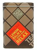 Tea total (ティートータル) / リラックスティー 70g入り缶 ニュージーランド産 (ハーブティー / フレーバーティー / ノンカフェイン) [並行輸入品]