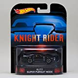 【ホットウィール】Hot Wheels 【1/64 K.I.T.T. SUPER PURSUIT MODE「KNIGHT RIDER」】ナイトライダー/Knight Industries Two Thousand/ナイト2000