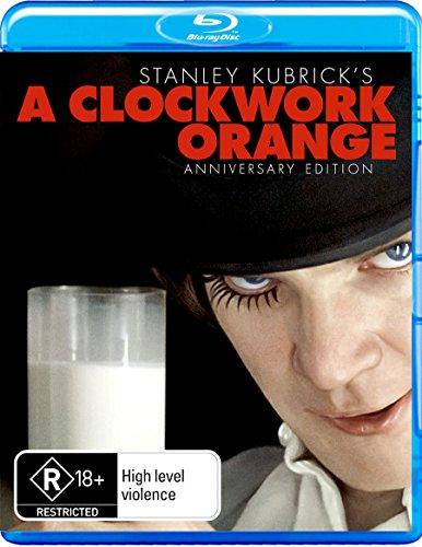 A Clockwork Orange [Region B] [Blu-ray]