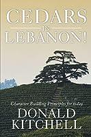 Cedars in Lebanon!