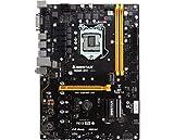 BIOSTAR LGA 1151 プロセッサ対応 Intel B250 チップセット搭載 ATXマザーボード TB250-BTC