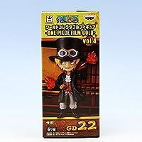 サボ (ワンピース ワールドコレクタブルフィギュア ONE PIECE FILM GOLD vol.4 アニメ プライズ バンプレスト)