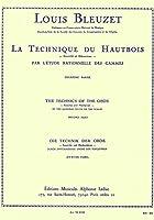 ブルーゼ : オーボエのテクニック 第二巻 (オーボエ教則本) アルフォンス・ルデュック出版