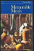 Memorable Meals (Cordon Bleu Mini Cookbooks)