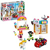 LEGO PowerPuff Girls Mojo Jojo Strikes 41288 Building Kit (228 Piece), Multicolor