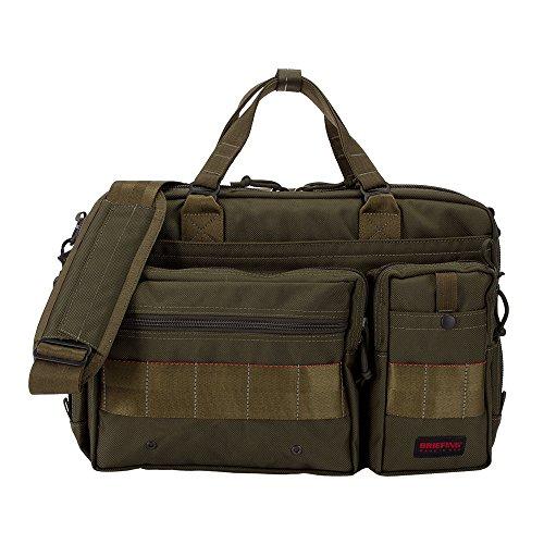 ブリーフィング Briefing ネオ B4ライナー 2way ブリーフケース ビジネスバッグ BRF145219 RANGER GREEN RED LABEL NEO B4 LINER B4対応 メンズ 通勤 バッグ かばん [並行輸入品]