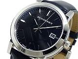 BURBERRY バーバリー BURBERRY シティ レザーベルト 腕時計 BU9009/引越し/新生活/プレゼント/ギフト/衣替え