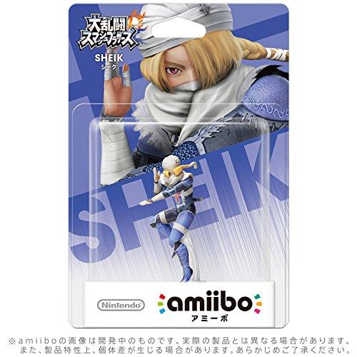 amiibo シーク (大乱闘スマッシュブラザーズシリーズ)