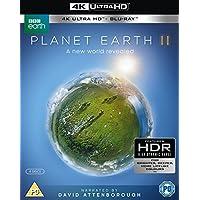 PLANET EARTH 2 -プラネットアース2- コンプリートBOX 4K ULTRA HD & ブルーレイセット ( 300分 ) BBC EARTH ライフシリーズ / デイビッド・アッテンボロー