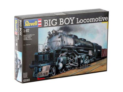 ドイツレベル 1/87 BIG BOY ロコモーティブ 02165